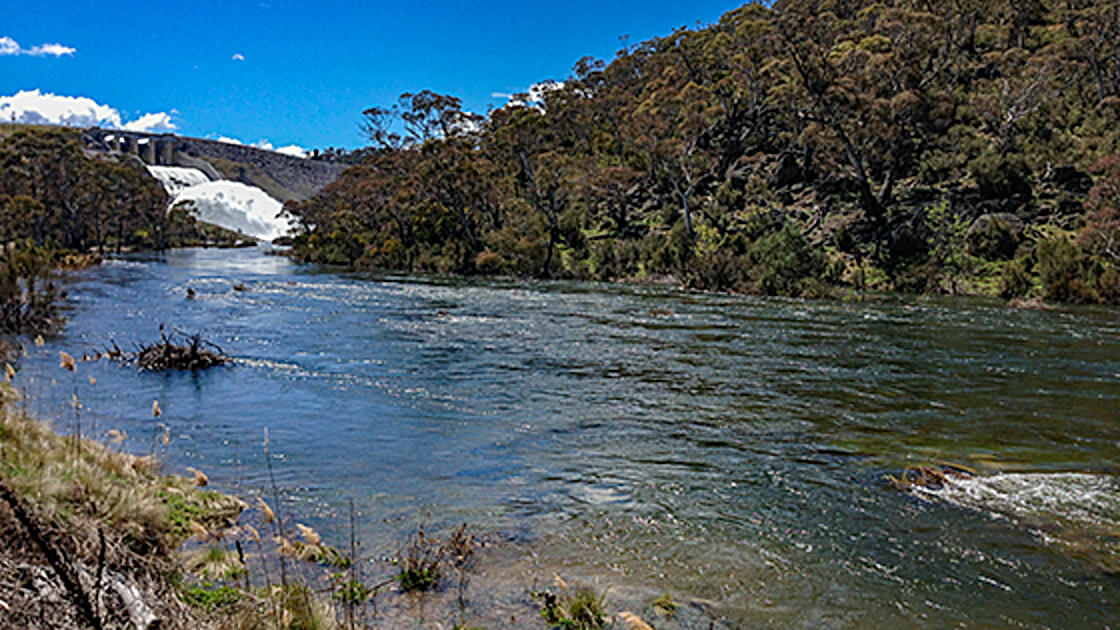 12_Snowy River high-flow event