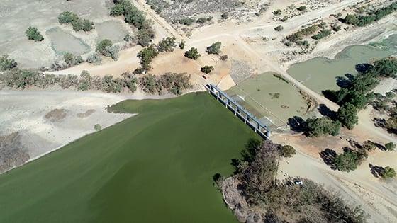 2_Drone Main Weir Menindee March 2020-401